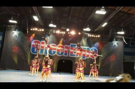 Premier Cheerleading Allstars